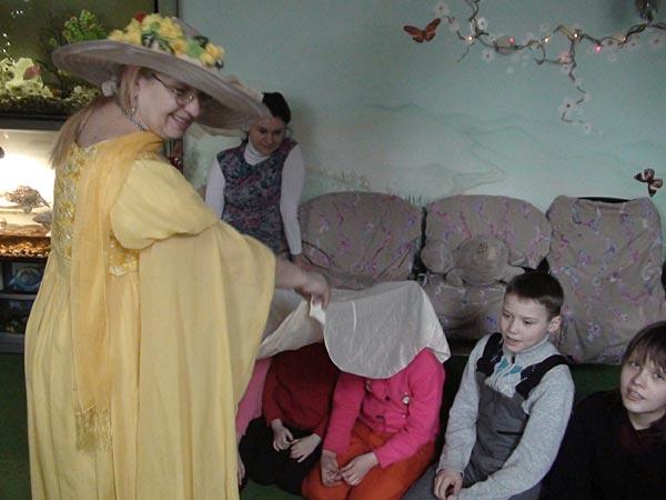 фея Ривиль (Украинская правда)